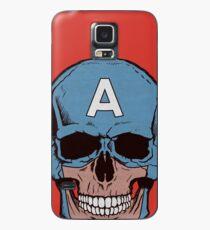 Funda/vinilo para Samsung Galaxy Capitán Amerikilled