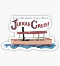 Jungle Cruise Sticker
