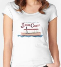 Jungle Cruise Fitted Scoop T-Shirt