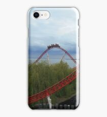 Maverick Roller Coaster Camelback iPhone Case/Skin