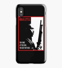 Don't Miss the King iPhone Case