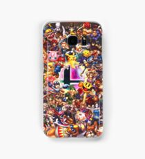 Smash Brothers Samsung Galaxy Case/Skin