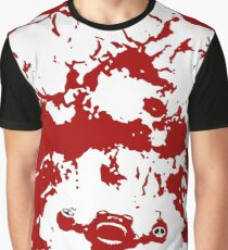 Ziggs Explosion Color Graphic T-Shirt