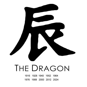 Year of the Dragon by mbsgraphics