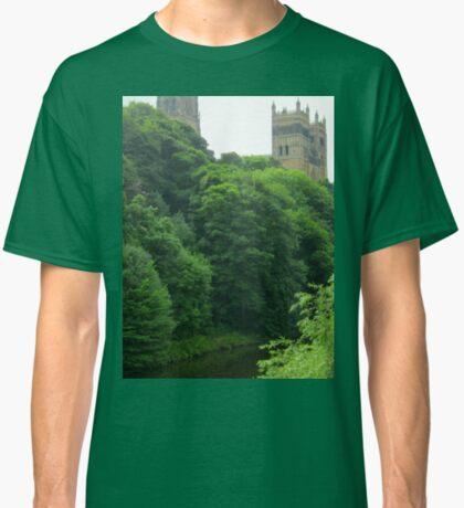 Der River Wear in Durham Classic T-Shirt