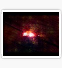 headlit  Sticker