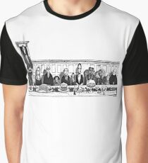 The Addams Family Graphic T-Shirt