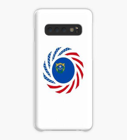 Nevadan Murican Patriot Flag Series Case/Skin for Samsung Galaxy