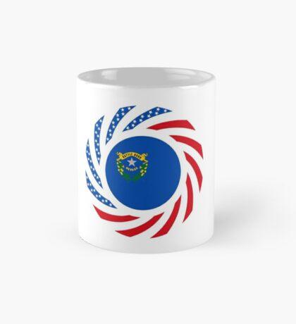 Nevadan Murican Patriot Flag Series Mug