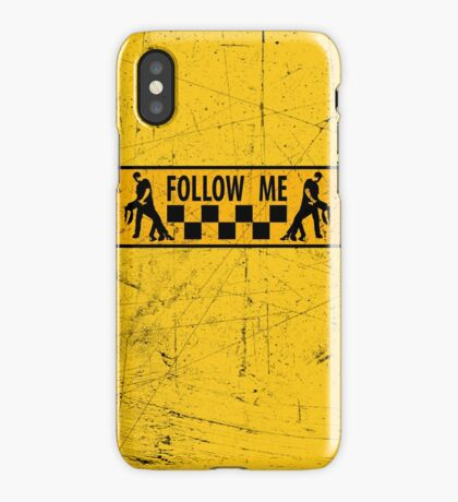 follow me dancer - used look iPhone Case