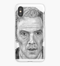 Cumberbatch iPhone Case/Skin