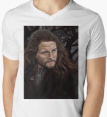 Argus Men's V-Neck T-Shirt