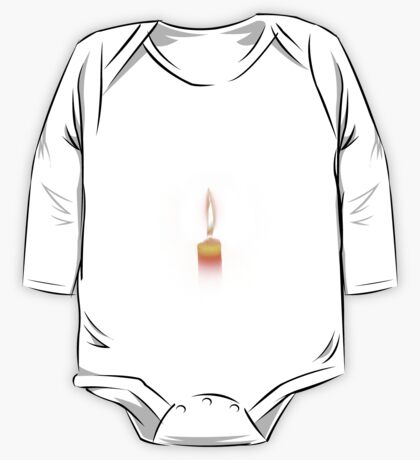 Candle in the Eye - Rik Mayall Kids Clothes