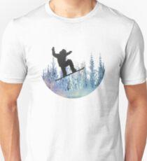 The Snowboarder: Air T-Shirt