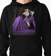 Evil Witch just heard the news... Pullover Hoodie