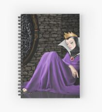 Evil Witch just heard the news... Spiral Notebook
