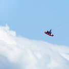 Riding the Edge at King of the Air by SeeOneSoul