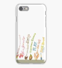 Daily Inspiration, Affirmations, Quotes iPhone Case/Skin