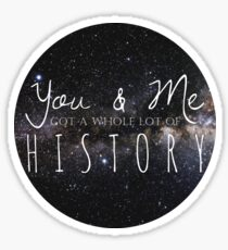 one direction - history Sticker