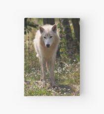 Hudson Bay Wolf Hardcover Journal