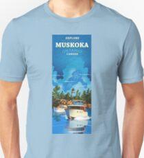 Explore Muskoka  T-Shirt