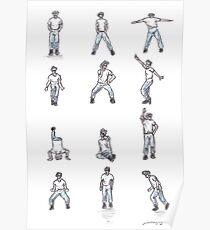 Napoleon Dance Poster