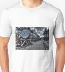 old train cargo carriage Unisex T-Shirt