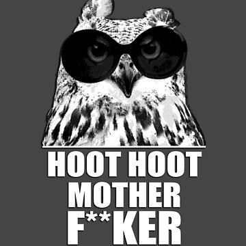 Hoot Hoot by craigistkrieg