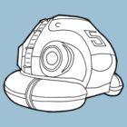 Sci-fi Escape Pod Design  by pitstophead