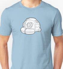 Sci-fi Escape Pod Design  Unisex T-Shirt
