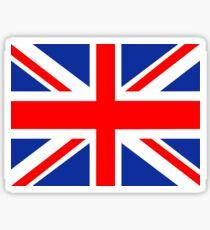 united kingdom flag Sticker
