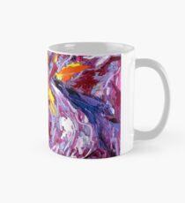 Abstract Iris Mug