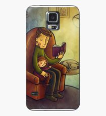 Reading stories Case/Skin for Samsung Galaxy