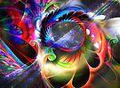 Eye of the Nebula by Nadya Johnson