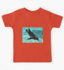 Diving Penguin Kids Tee
