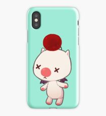 Final Fantasy- Moogle Plush iPhone Case