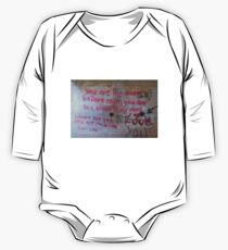 You Are... One Piece - Long Sleeve