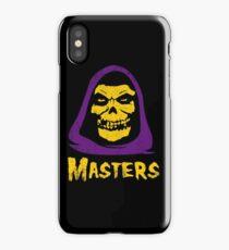 Masters - Misfits iPhone Case/Skin