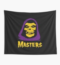 Masters - Misfits Wall Tapestry