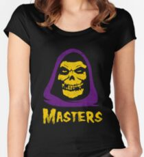 Masters - Misfits Women's Fitted Scoop T-Shirt