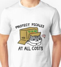 Pickles Protection Squad Unisex T-Shirt