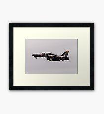 RAF Hawk Framed Print