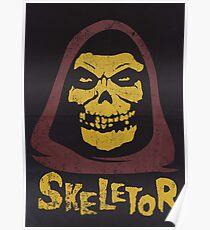 Skeletor - Misfits Poster