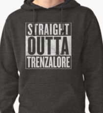 Staight Outta Trenzalore Pullover Hoodie