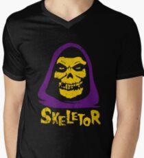 Skeletor - Misfits Men's V-Neck T-Shirt