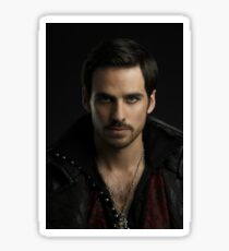 Colin O'Donoghue as Captain Hook Sticker