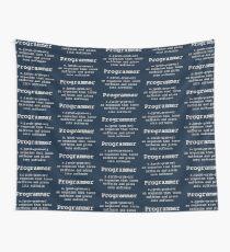 Programmer Wall Tapestry
