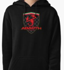 Abarth Shield Pullover Hoodie