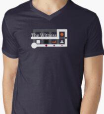 The Witness Men's V-Neck T-Shirt