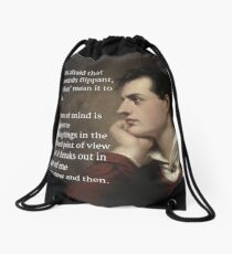 Byron Drawstring Bag
